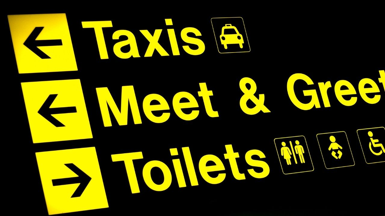 High-Profile Clientele, Airport Line Taxis